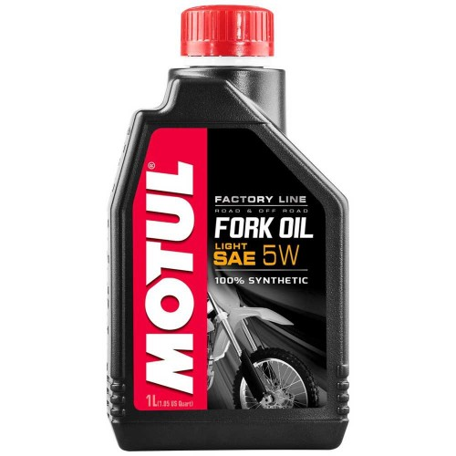 MOTUL FORK OIL FACTORY LINE 5W LIGHT