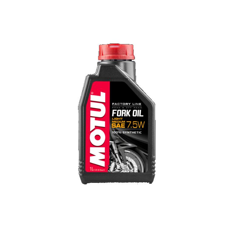 MOTUL FORK OIL FACTORY LINE 7.5W LIGHT MEDIUM