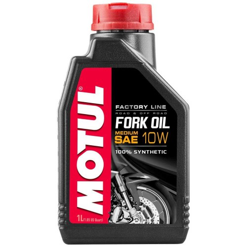 MOTUL FORK OIL FACTORY LINE 10W MEDIUM