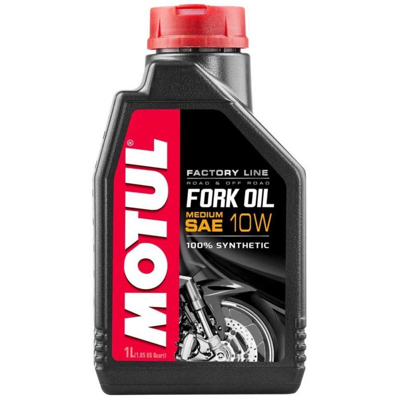 MOTUL FORK OIL FACTORY LINE 10W MEDIUM
