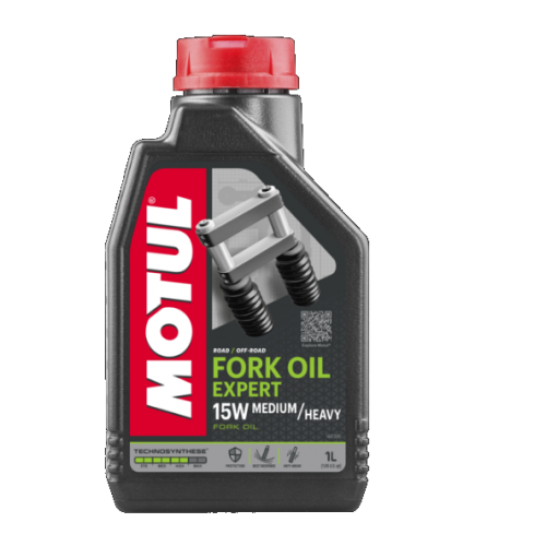 MOTUL FORK OIL MEDIUM/HEAVY EXPERT 15W