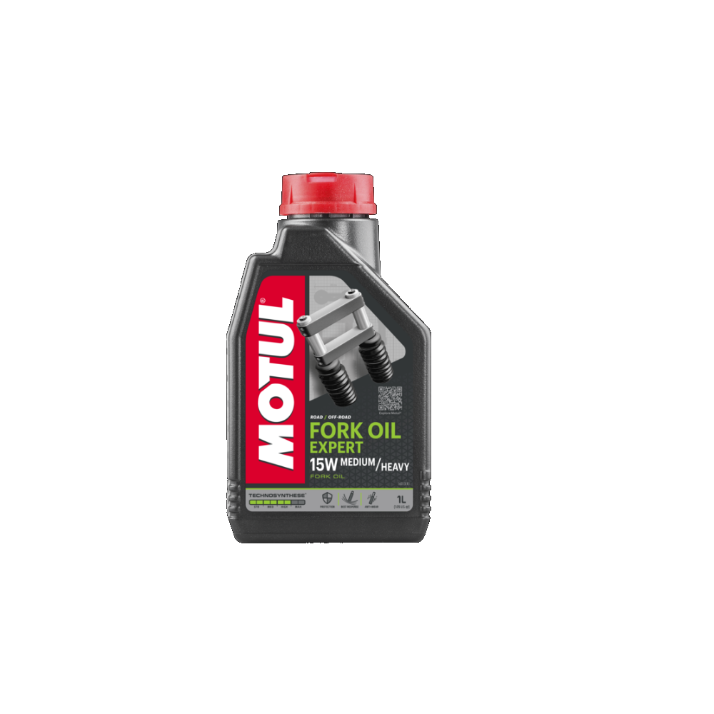 MOTUL FORK OIL MEDIUM/HEAVY EXPERT 15W