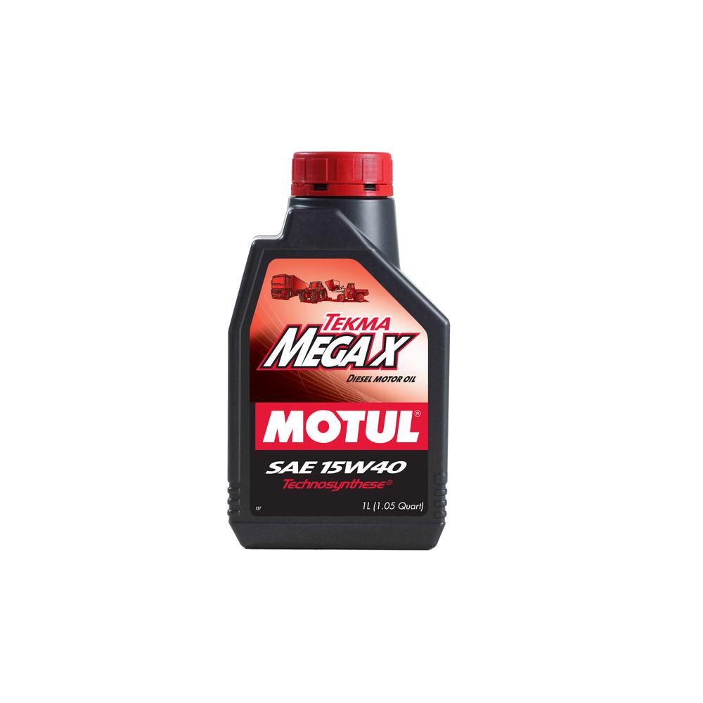 MOTUL TEKMA MEGA X 15W-40