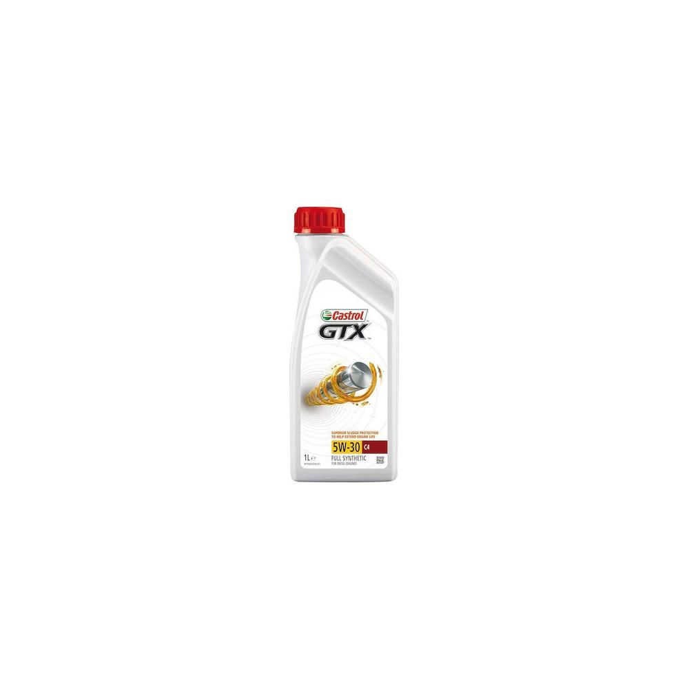 CASTROL GTX 5W-30 C4