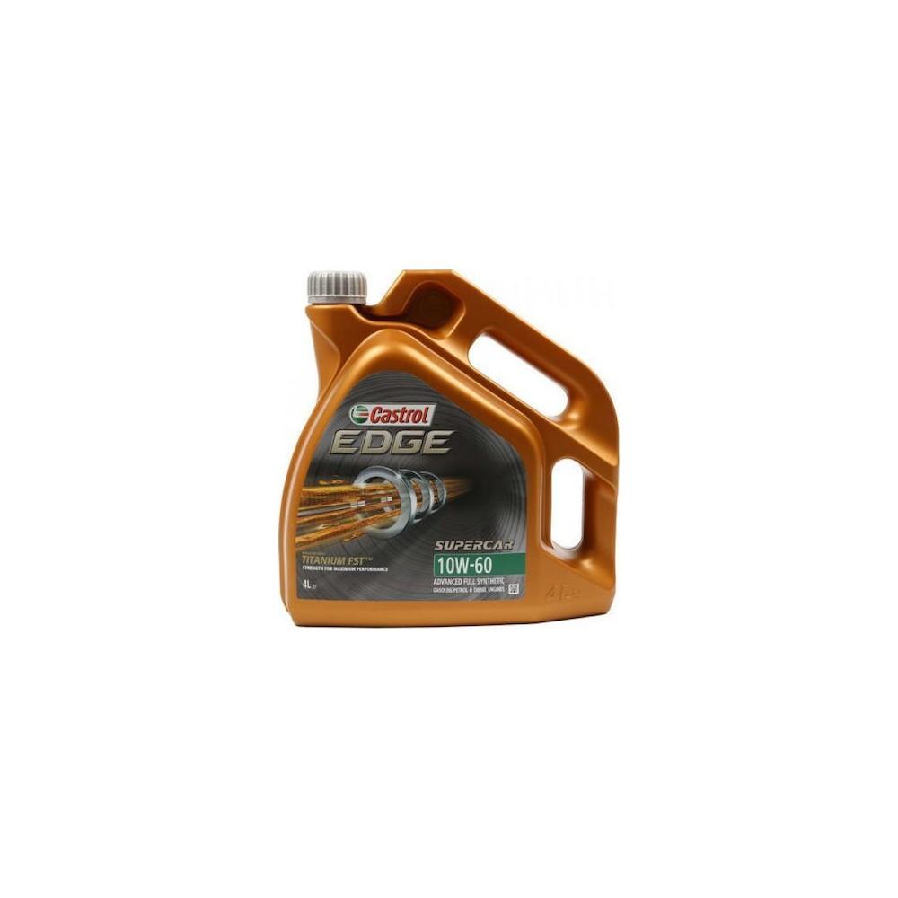CASTROL EDGE SUPERCAR TITANIUM 10W-60