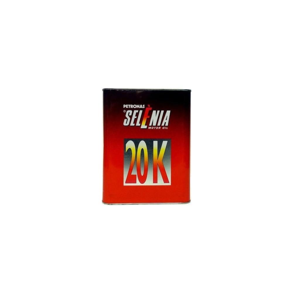 Selenia 20K 10W-40 Πλαστικό