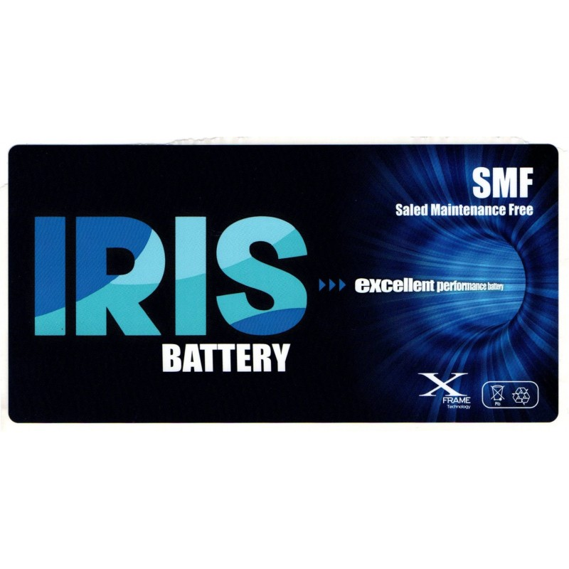 IRIS SMF568405