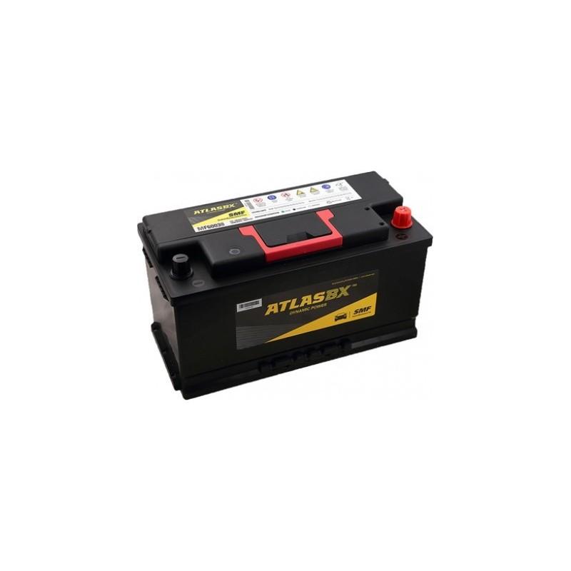 μπαταρια αυτοκινητου ΜΠΑΤΑΡΙΑ ΑΥΤΟΚΙΝΗΤΟΥ ATLASBX MF60038 Μπαταρίες κλειστού τύπου