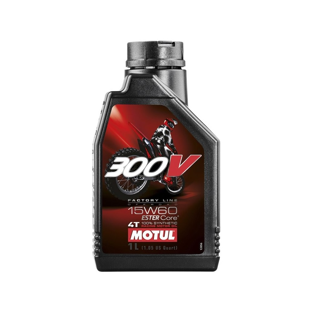MOTUL 300V 4T FACTORY LINE OFF ROAD 15W-60