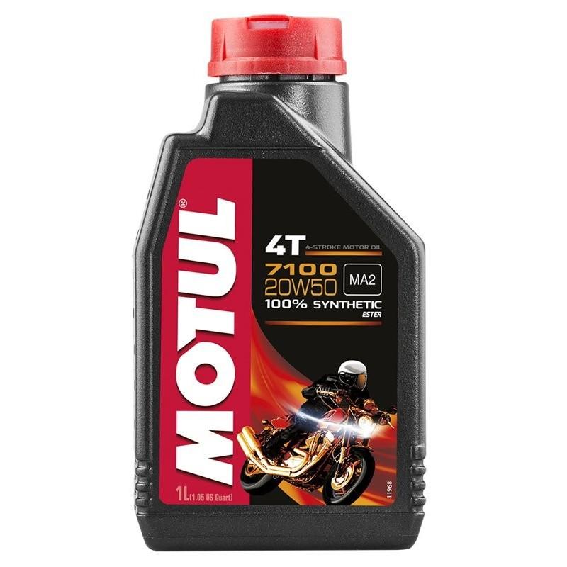 MOTUL 7100 4T 20W-50