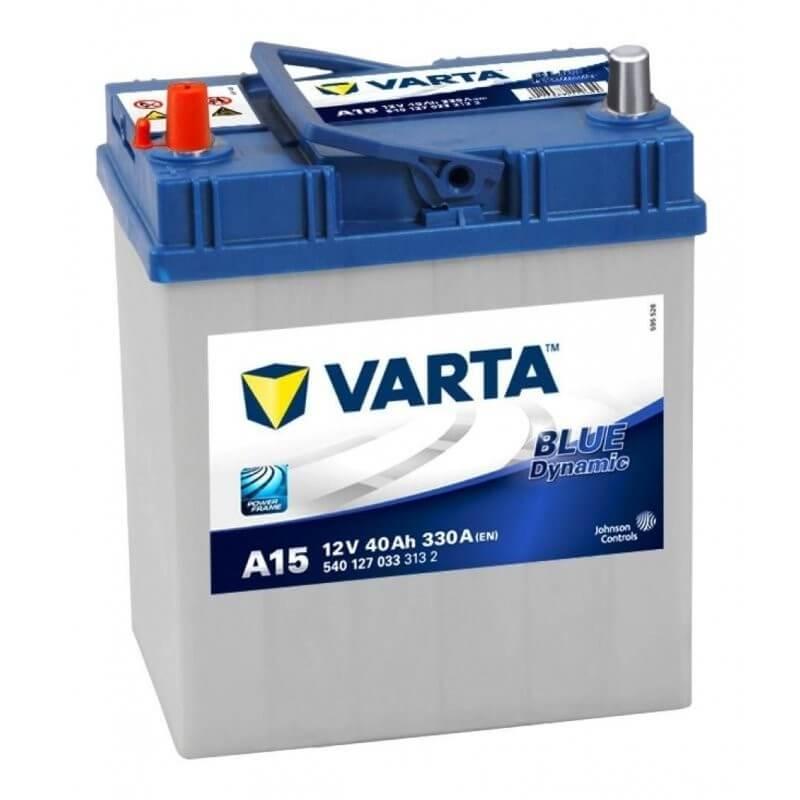 μπαταρια αυτοκινητου Μπαταρία αυτοκινήτου Varta Blue Dynamic A15 Μπαταρίες κλειστού τύπου