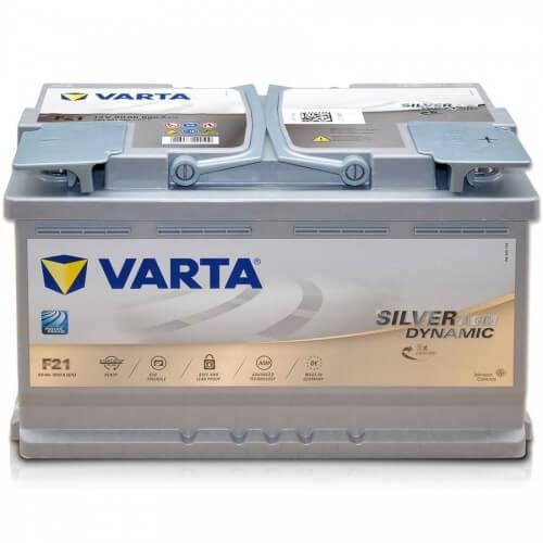 Varta Silver Dynamic AGM F21