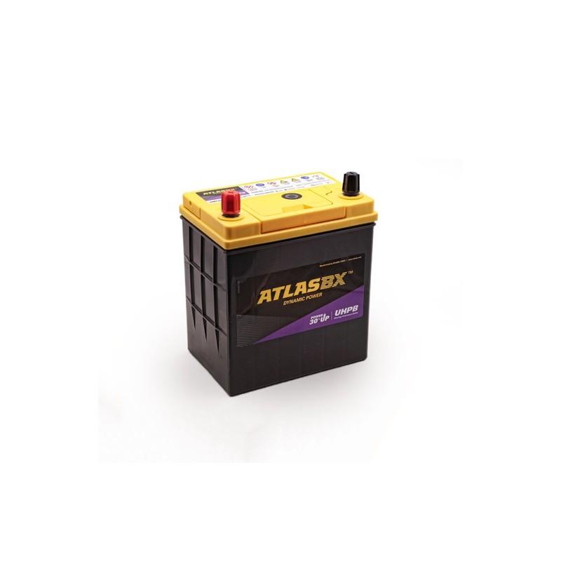 μπαταρια αυτοκινητου ΜΠΑΤΑΡΙΑ ΑΥΤΟΚΙΝΗΤΟΥ ATLASBX  UMF55B19R Μπαταρίες κλειστού τύπου