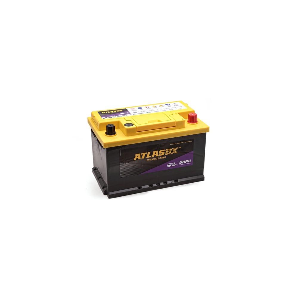 μπαταρια αυτοκινητου ATLASBX UMF57400 Μπαταρίες κλειστού τύπου