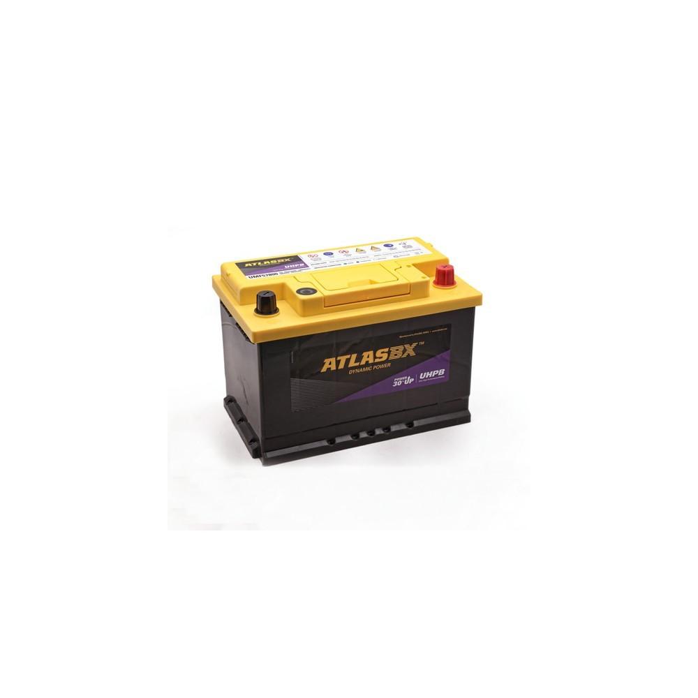 μπαταρια αυτοκινητου ATLASBX UMF57800 Μπαταρίες κλειστού τύπου