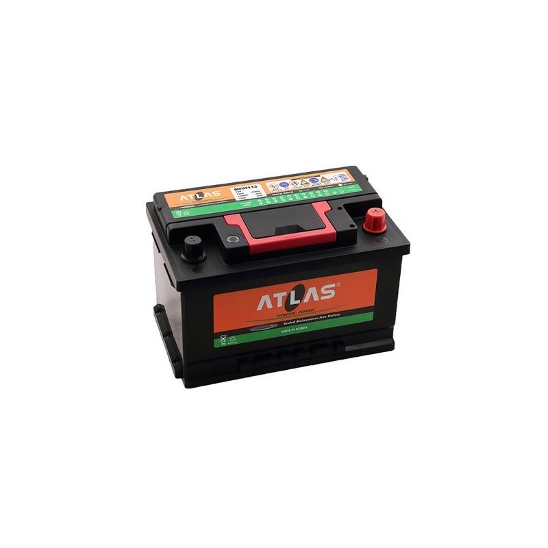 μπαταρια αυτοκινητου ATLASBX MF57539 Μπαταρίες κλειστού τύπου