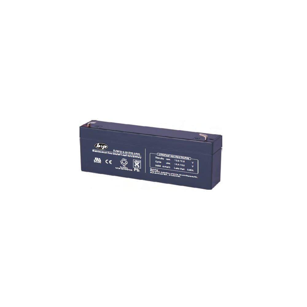 μπαταρια αυτοκινητου DJW12-2.3 Μπαταρίες για UPS - Αναπηρικά Αμαξίδια - Ηλεκτρ. Παιχνίδια