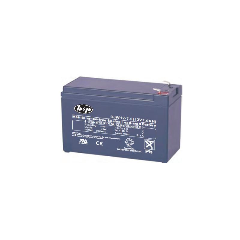 μπαταρια αυτοκινητου DJW12-7.2 Μπαταρίες για UPS - Αναπηρικά Αμαξίδια - Ηλεκτρ. Παιχνίδια