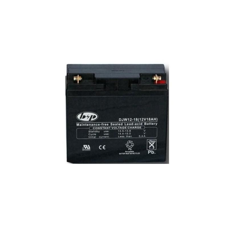 μπαταρια αυτοκινητου DJW12-18 Μπαταρίες για UPS - Αναπηρικά Αμαξίδια - Ηλεκτρ. Παιχνίδια