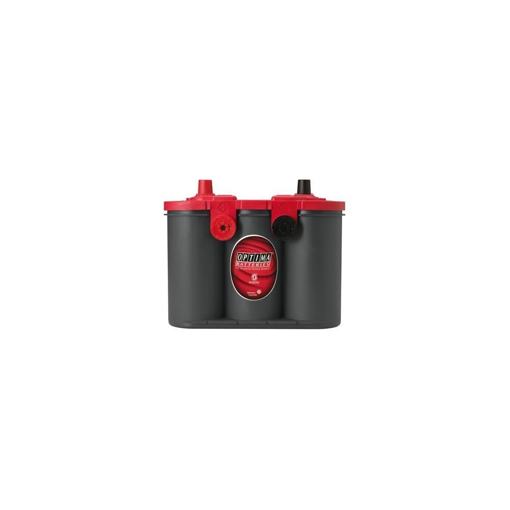 μπαταρια αυτοκινητου Optima Red Top Μπαταρίες διπλού σκοπού