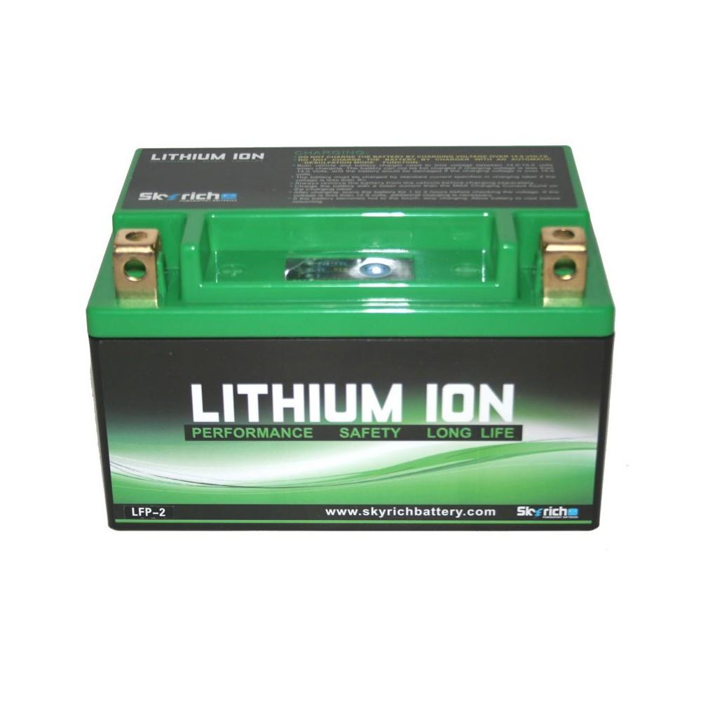 μπαταρια αυτοκινητου SKYRICH LFP-02 (145 CCA) Μπαταρία ιόντων λιθίου Skyrich
