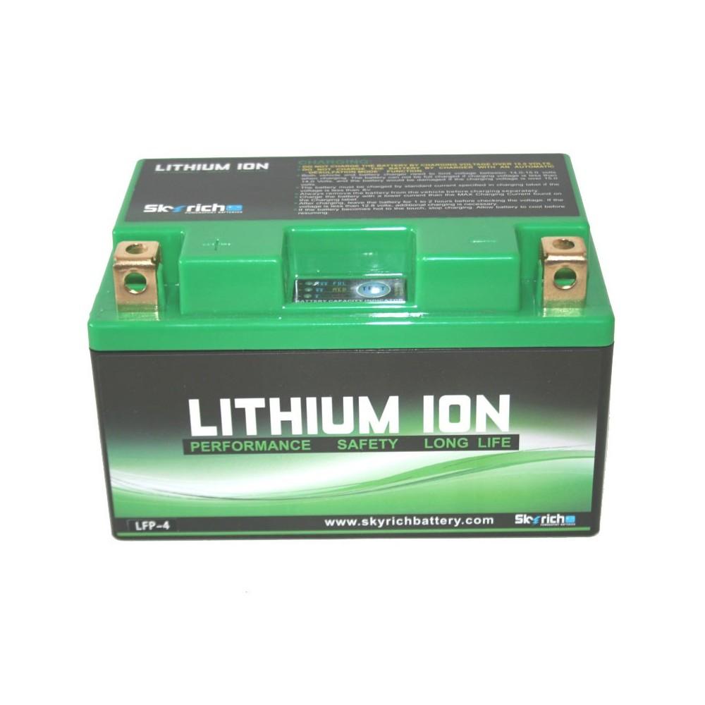 μπαταρια αυτοκινητου SKYRICH LFP-04 (240 CCA) Μπαταρία ιόντων λιθίου Skyrich