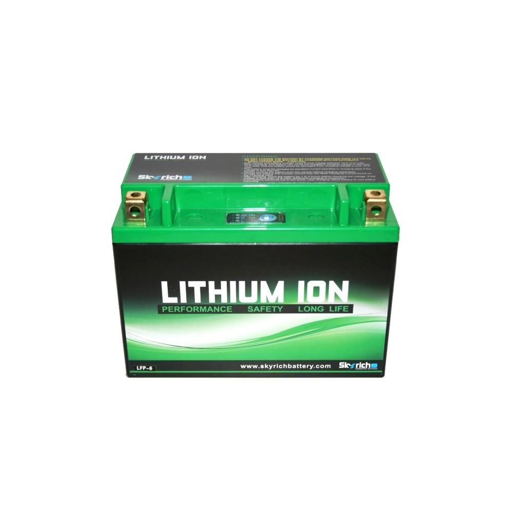 μπαταρια αυτοκινητου SKYRICH LFP-06 (300 CCA) Μπαταρία ιόντων λιθίου Skyrich