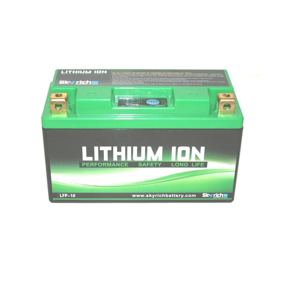μπαταρια αυτοκινητου SKYRICH LFP-10 (300 CCA) Μπαταρία ιόντων λιθίου Skyrich