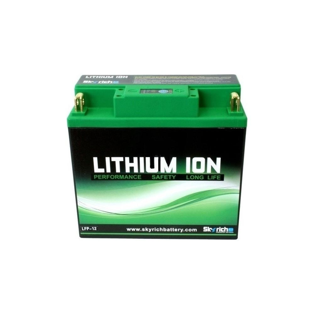 μπαταρια αυτοκινητου SKYRICH LFP-12 (420 CCA) Μπαταρία ιόντων λιθίου Skyrich