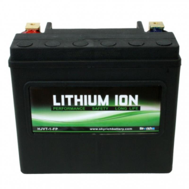 μπαταρια αυτοκινητου SKYRICH LFP-HJVT-1-F (145 CCA) Μπαταρία ιόντων λιθίου Skyrich