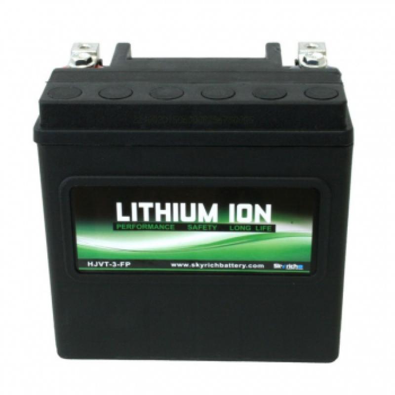 μπαταρια αυτοκινητου SKYRICH LFP-HJVT-3-F (400CCA) Μπαταρία ιόντων λιθίου Skyrich