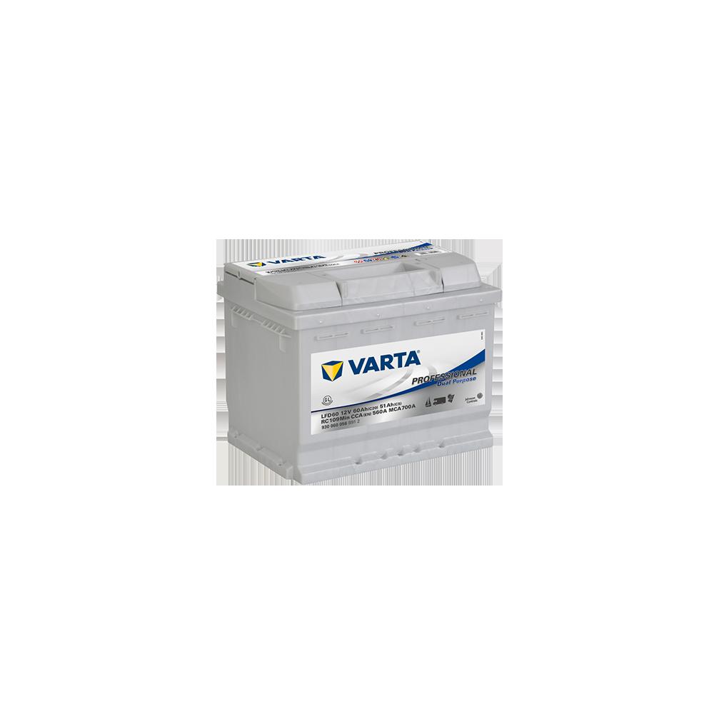 μπαταρια αυτοκινητου Varta Professional Marine LFD/LFS Μπαταρίες διπλού σκοπού