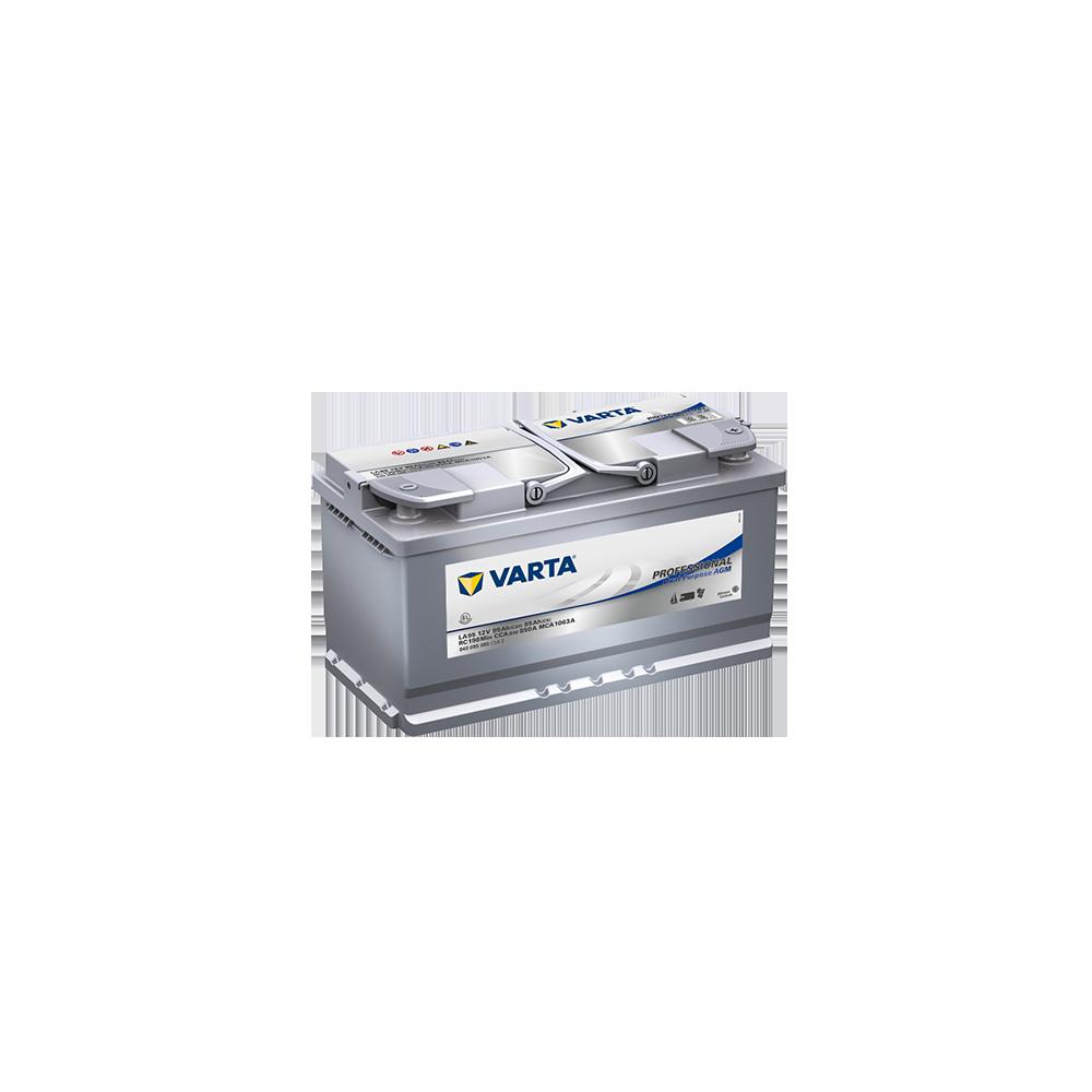 μπαταρια αυτοκινητου Varta Professional Marine AGM Dual - LA95 Μπαταρίες διπλού σκοπού