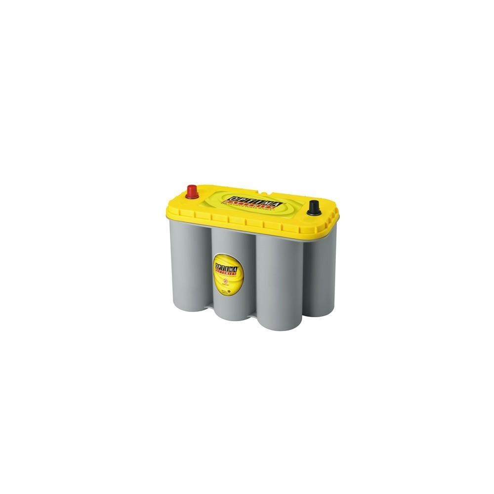 μπαταρια αυτοκινητου Optima Yellow Top Μπαταρίες διπλού σκοπού