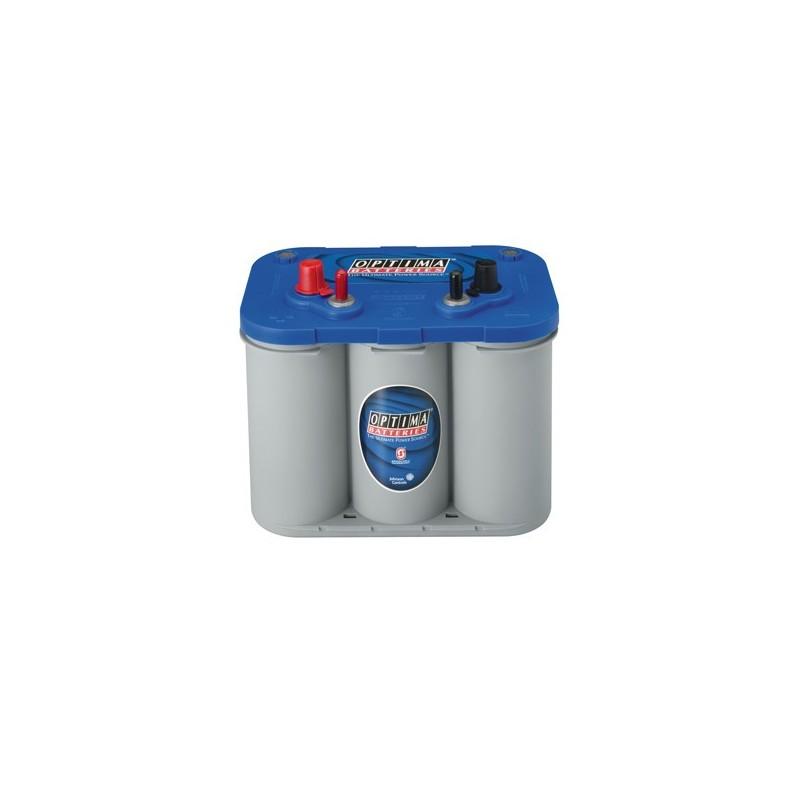 μπαταρια αυτοκινητου Optima Blue Top Μπαταρίες διπλού σκοπού