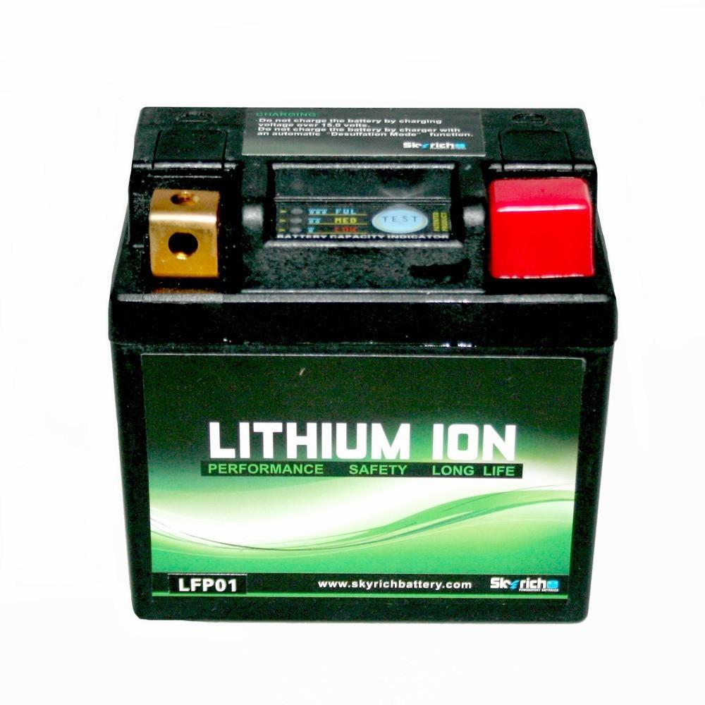 μπαταρια αυτοκινητου LFP-01-OF OFF ROAD (120 CA) Μπαταρία  ιόντων λιθίου Skyrich