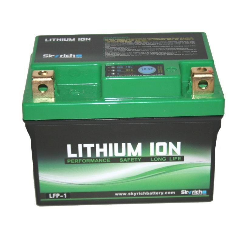 μπαταρια αυτοκινητου SKYRICH LFP-1 (120 CCA) Μπαταρία ιόντων λιθίου Skyrich