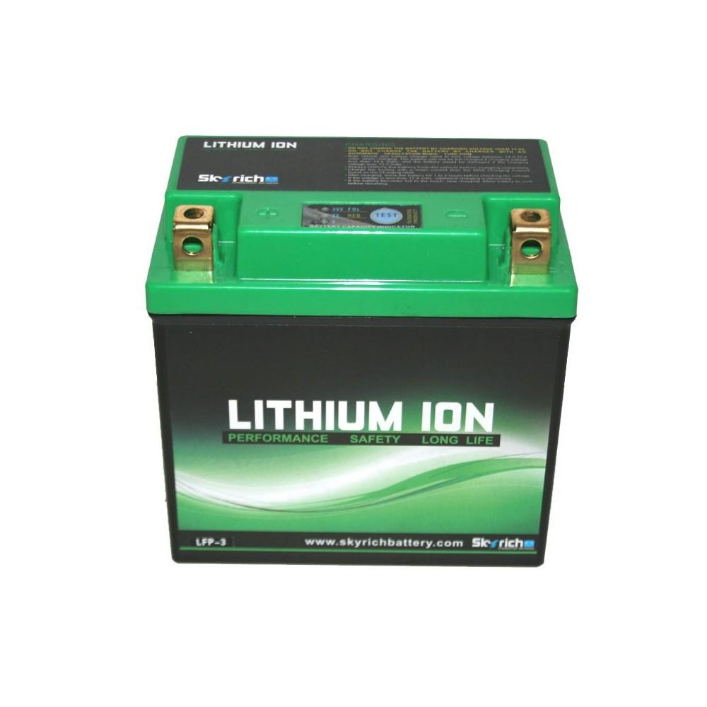 μπαταρια αυτοκινητου SKYRICH LFP-03 (145CCA) Μπαταρία  ιόντων λιθίου Skyrich