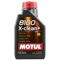 MOTUL 8100 X-CLEAN+ 5W-30