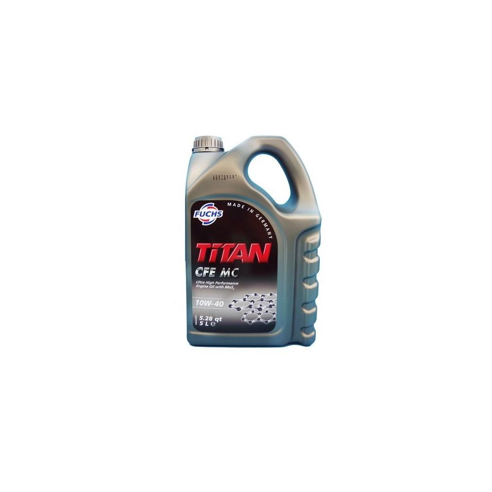 FUCHS Λιπαντικό TITAN CFE MC 10W-40