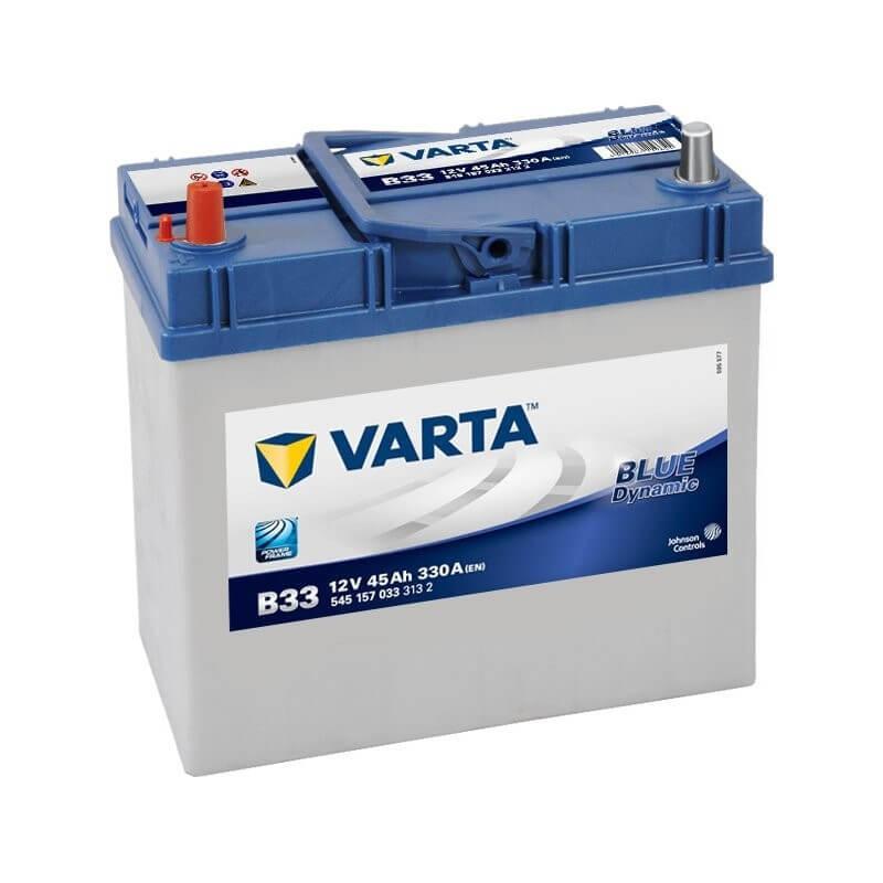 μπαταρια αυτοκινητου Μπαταρία αυτοκινήτου Varta Blue Dynamic B33 Μπαταρίες κλειστού τύπου