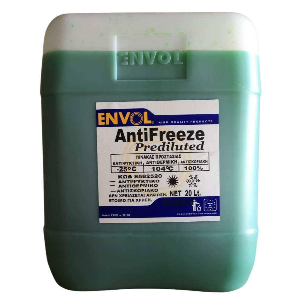 Envol Antifreeze διαλυμένο ( Παραφλού) -25C