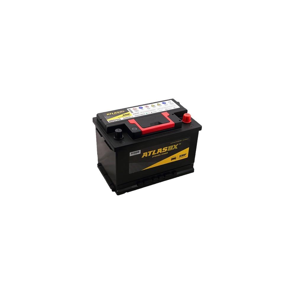 μπαταρια αυτοκινητου ΜΠΑΤΑΡΙΑ ΑΥΤΟΚΙΝΗΤΟΥ ATLASBX MF57412 Μπαταρίες κλειστού τύπου