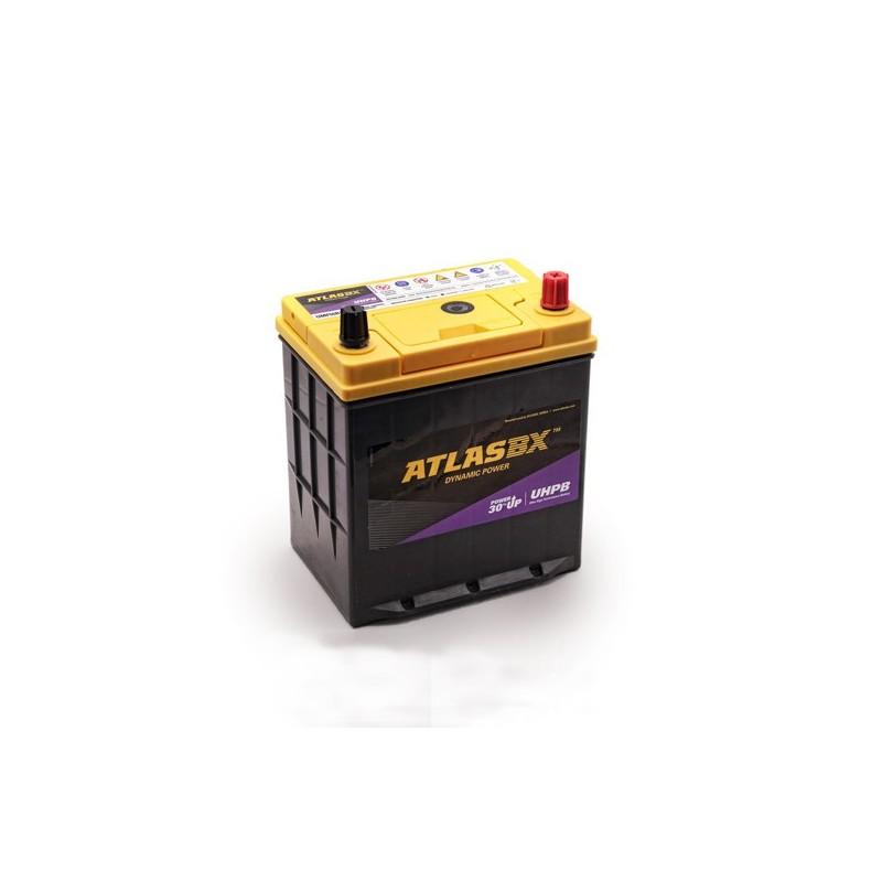 μπαταρια αυτοκινητου ΜΠΑΤΑΡΙΑ ΑΥΤΟΚΙΝΗΤΟΥ ATLASBX UMF55B19L Μπαταρίες κλειστού τύπου