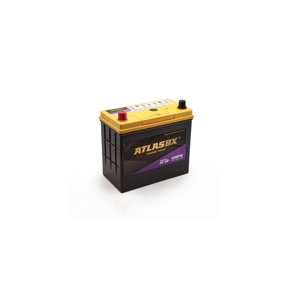 μπαταρια αυτοκινητου ΜΠΑΤΑΡΙΑ ΑΥΤΟΚΙΝΗΤΟΥ ATLASBX UMF75B24RS Μπαταρίες κλειστού τύπου