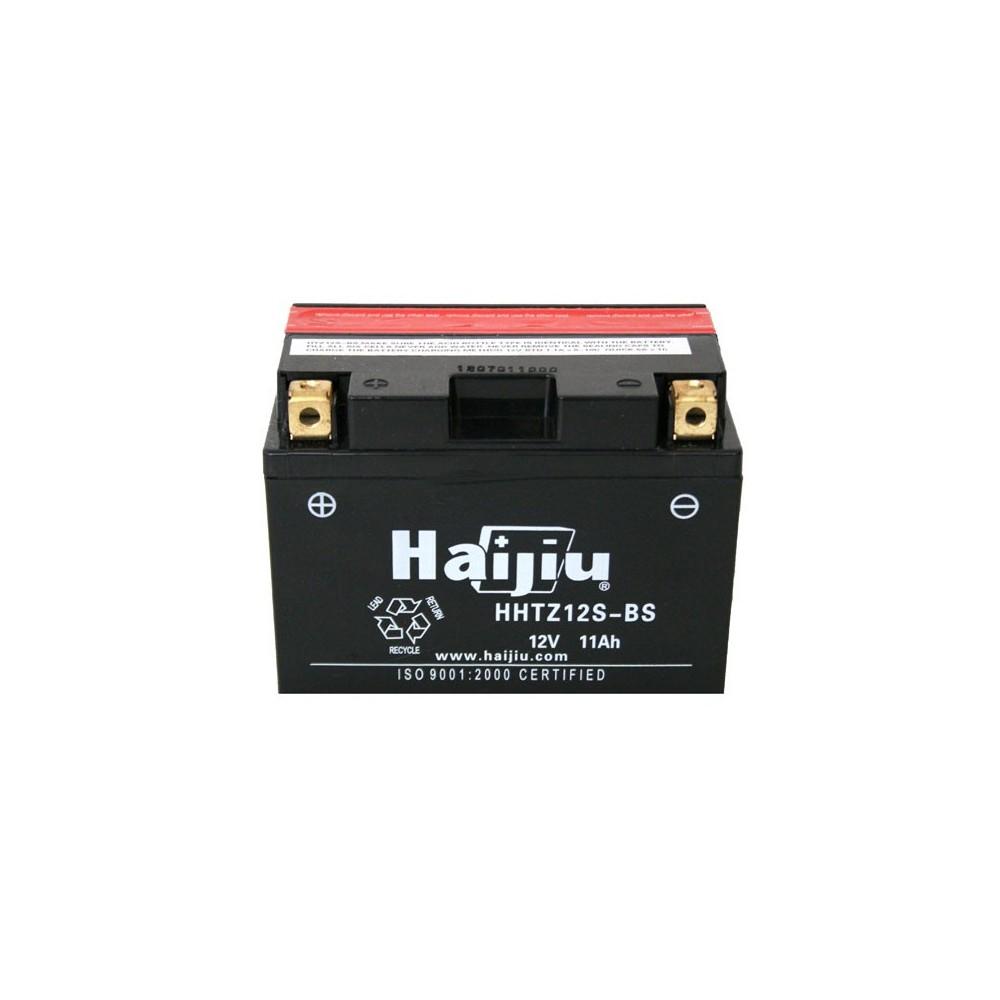 μπαταρια αυτοκινητου Μπαταρία μοτό HAIJIU HTZ12S-BS Μπαταρία κλειστού τύπου