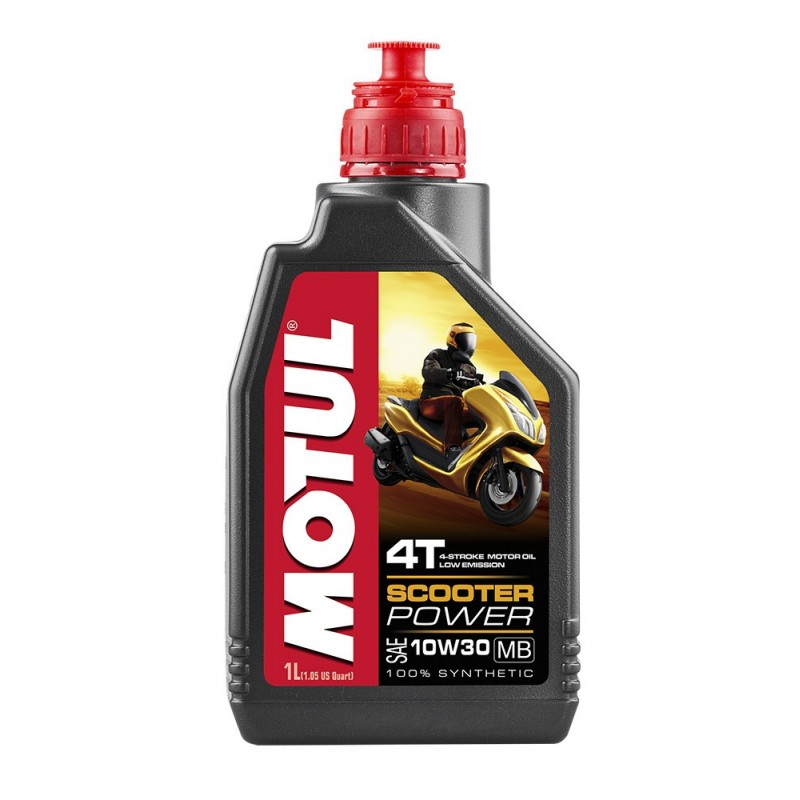 MOTUL 4T SCOOTER POWER 10W-30 MB