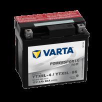 μπαταρια αυτοκινητου Μπαταρία μοτό VARTA Powersports AGM YTX5L-BS Μπαταρία κλειστού τύπου