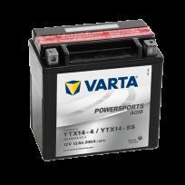 μπαταρια αυτοκινητου Μπαταρία μοτό VARTA Powersports AGM YTX14-BS Μπαταρία κλειστού τύπου